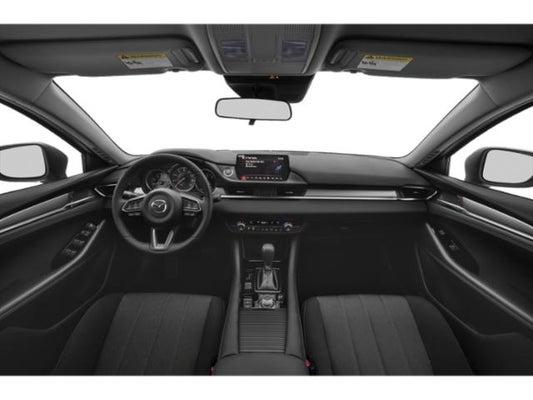 Mazda 6 Sport >> 2019 Mazda6 Sport
